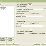 TeXnicCenter Ausgabeprofil HTML (2/2)